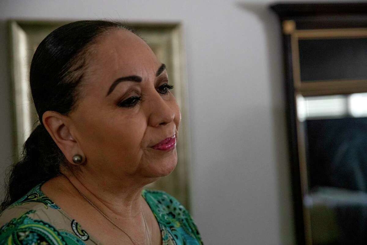 Pauline Pezina De La Fuente plans to move, saying her current home holds painful reminders of where her husband, Deputy Timothy De La Fuente, died last year of COVID-19.