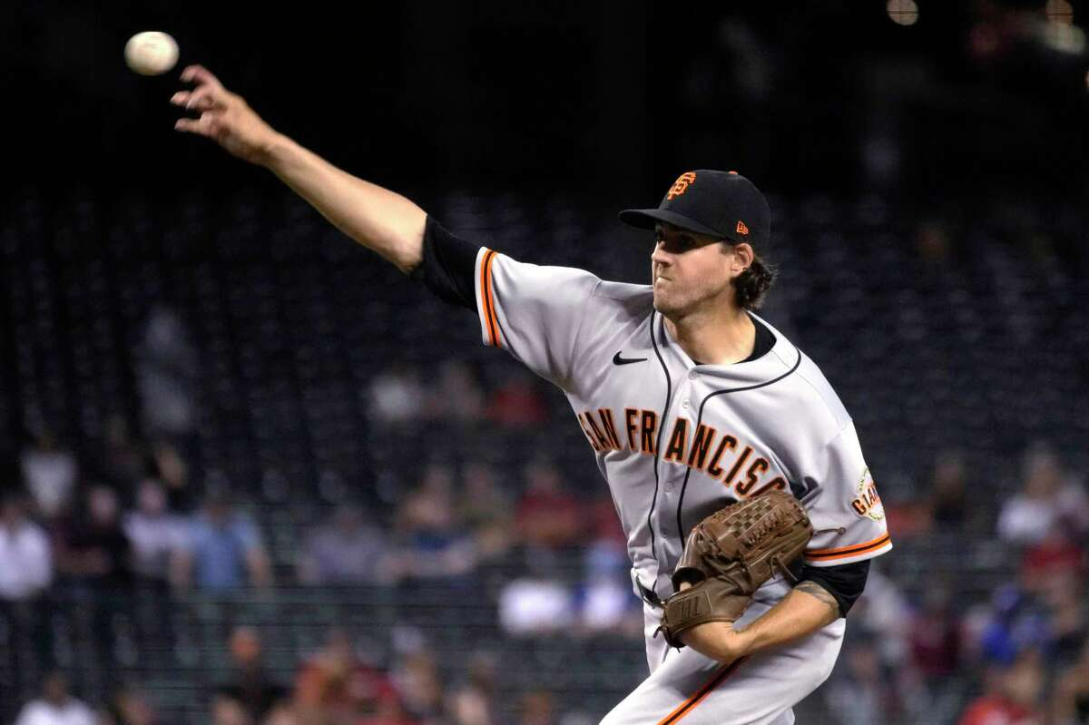 Kevin Gausman, who struck out eight and limited the Diamondbacks to a run on five hits in six innings in the Giants' 7-1 win in Phoenix last Wednesday, makes his next start against Arizona at Oracle Park at 6:45 p.m. Wednesday (NBCSBA/104.5, 680).