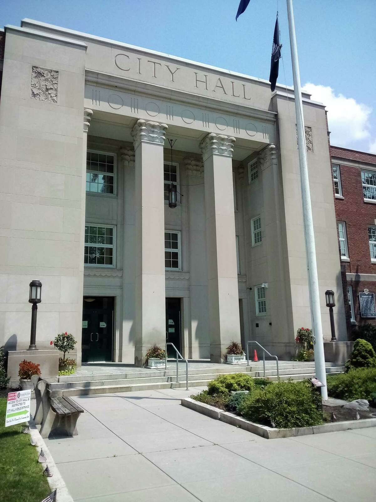 Applications for the Torrington Façade and Building Improvement Grant Program are now available online and at City Hall. Commercial property owners and some tenants are eligible.