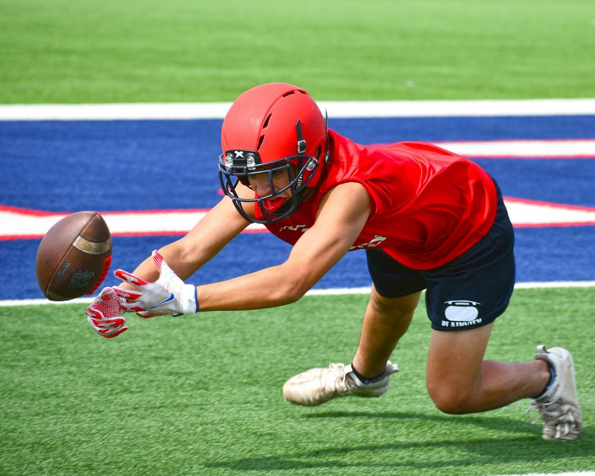 The Plainview football team continued preseason preparations with a practice on Tuesday afternoon.