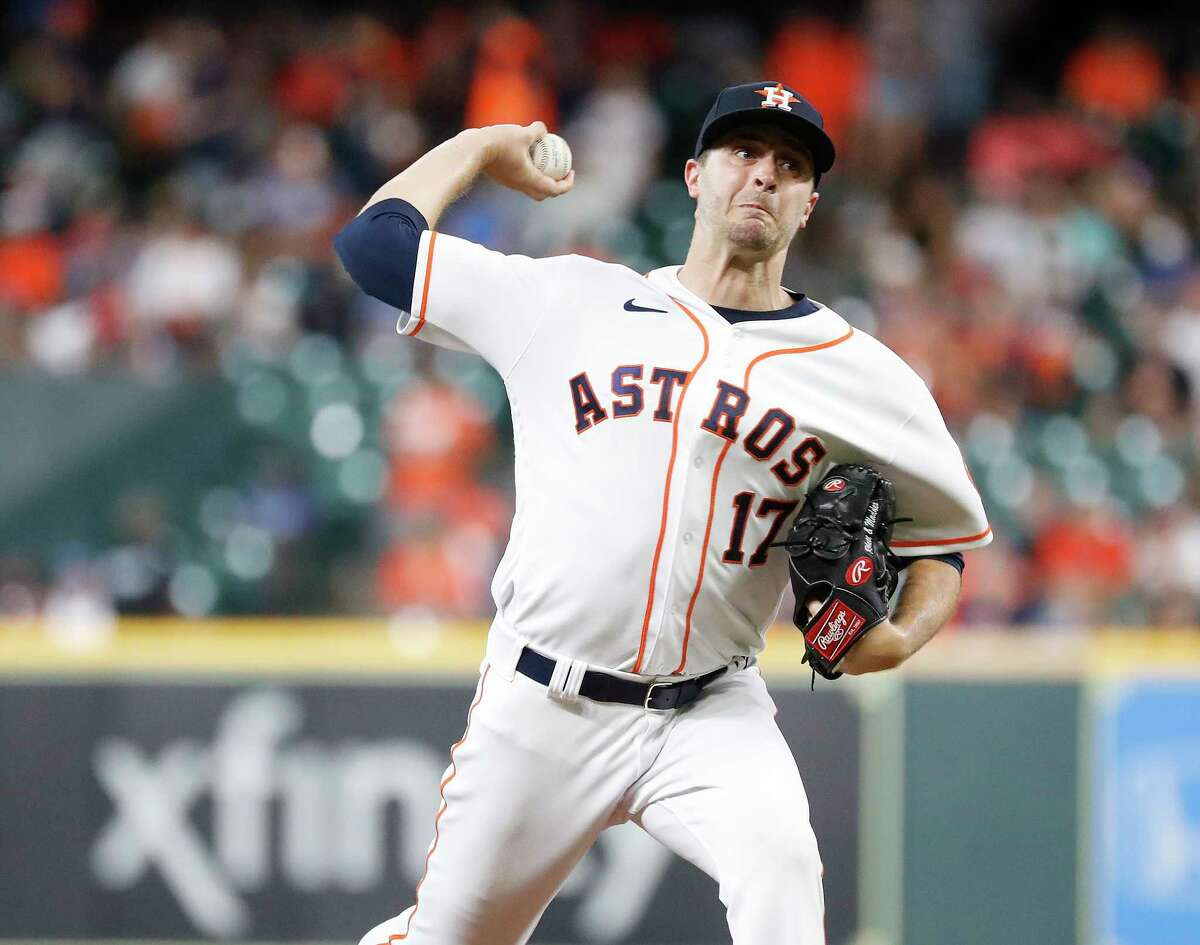 Jake Odorizzi admits there's work to be done, but his outing against the Rockies was more of what the Astros hoped to be getting when they signed him in March.