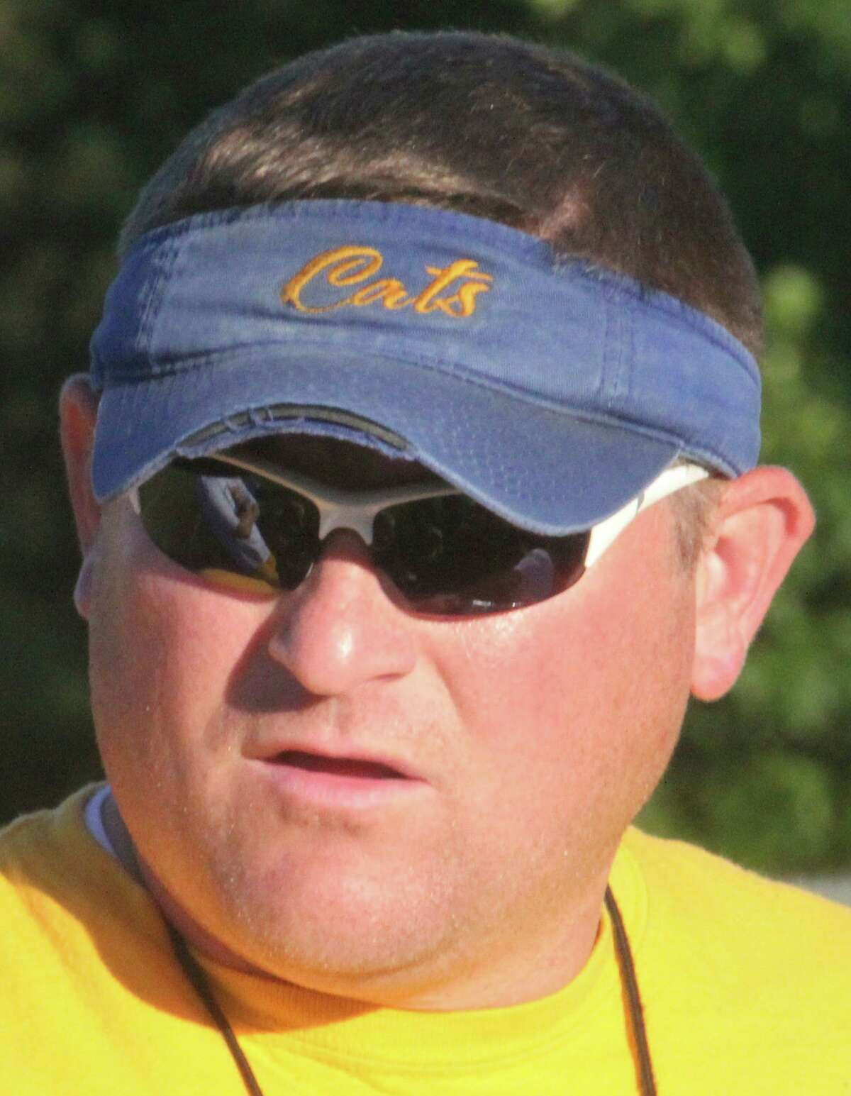 Pat Craven's Evart football team is getting ready for another season. (Herald Review/John Raffel)