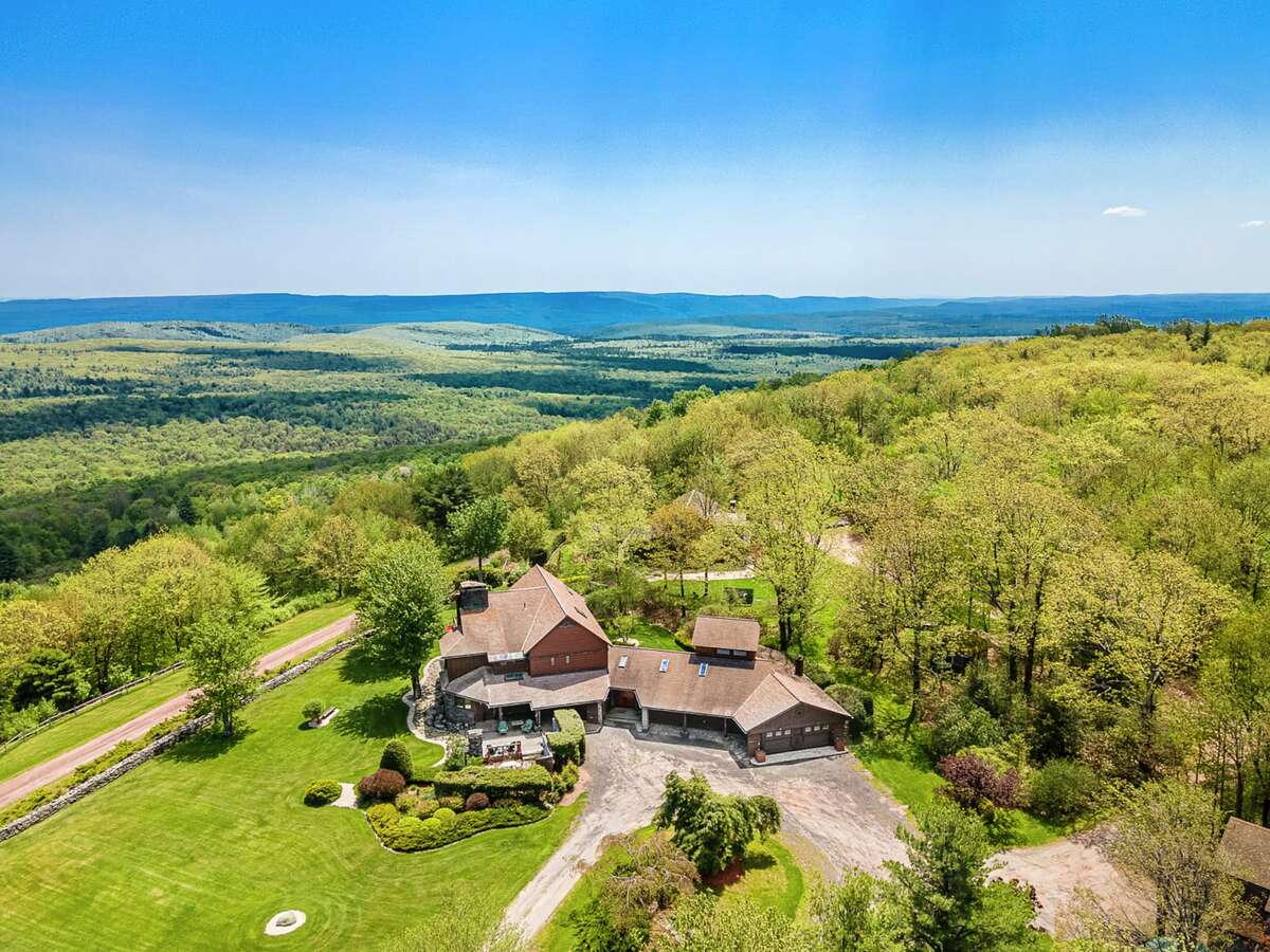 Award-winning actor Judd Hirsch is selling his home in Ulster County for $4.5 million. The six-bedroom compound sits on a mountaintop and offers views of the Berkshires, Catskills and Shawangunks.
