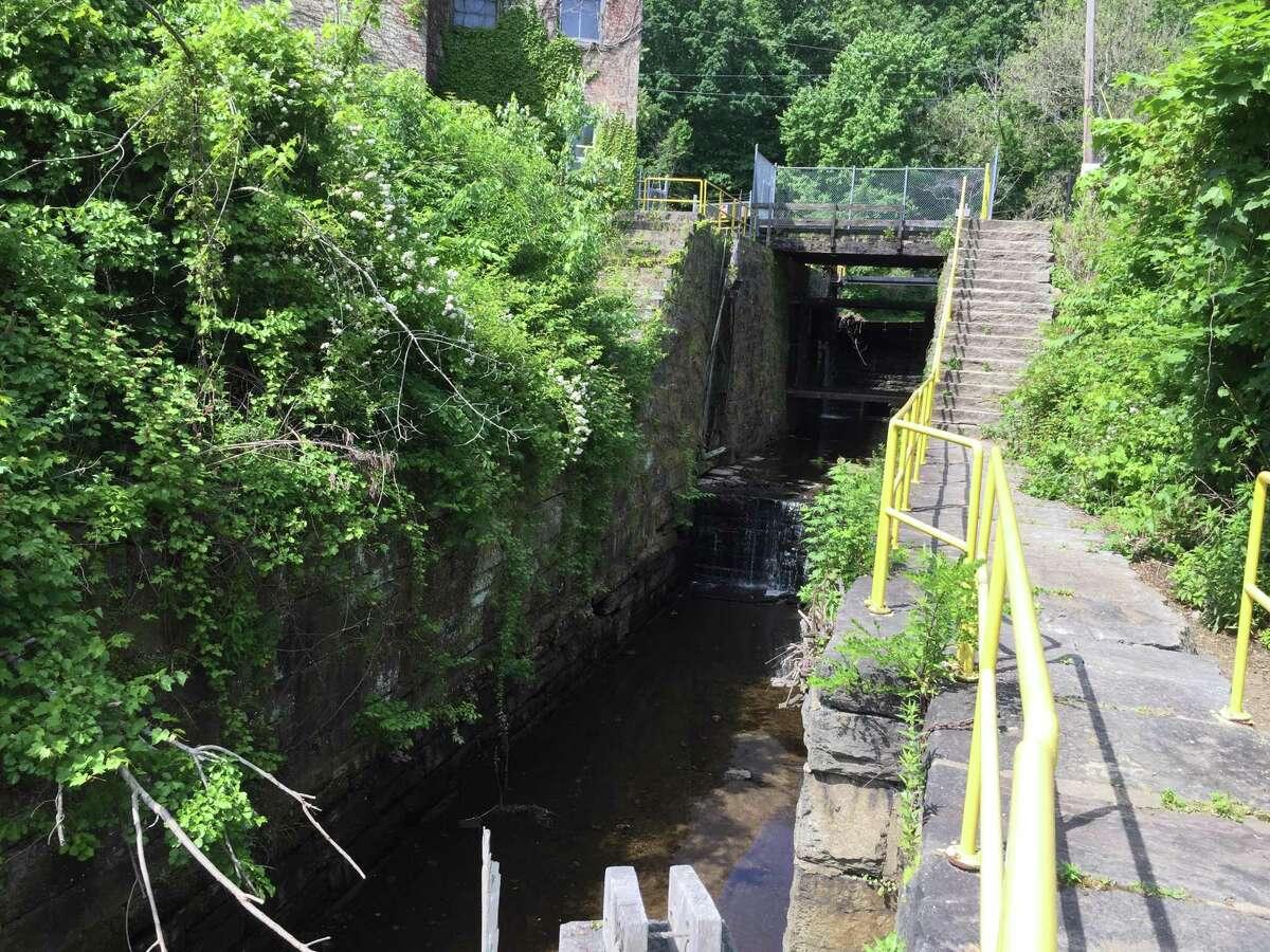 Shelton Canal and Locks
