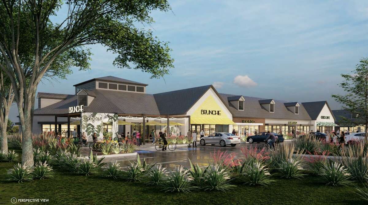 KM Realty Investment Trust plans to renovate the Township Square shopping plaza at FM 1092 and Township Lane in Missouri City. Identity Architects is handling the project.