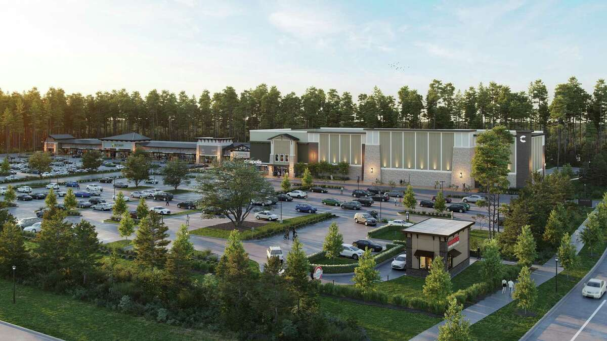 Pure Barre will join Cinépolis Luxury Cinemas, Scooter's Coffee and other tenants in Creekside Park West in The Woodlands this fall.