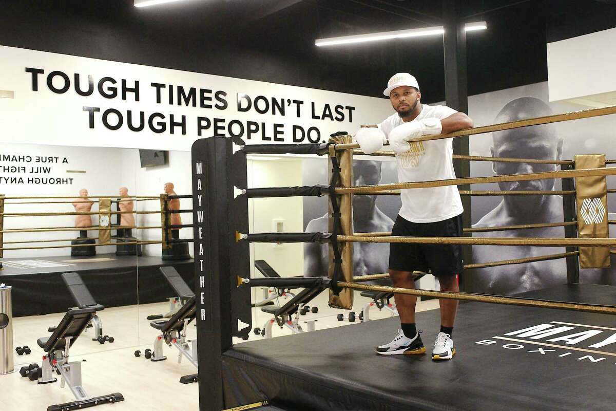 Mayweather Boxing + Fitness Pearland opened on June 26 and has a little over 300 members.