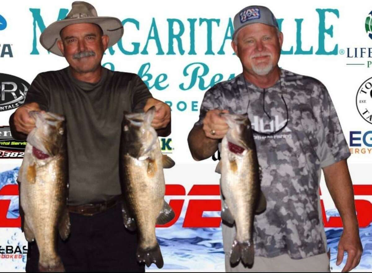 Randy Gunter and Mickey Mueller came in first place in the CONROEBASS Tuesday Tournament with a weight of 17.82 pounds .