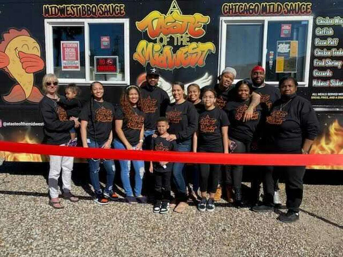 Tiffany and Trayon Myers,were just starting to see business boom with their new food truck, The Taste of the Midwest, now after one quick accident they're forced to start over.