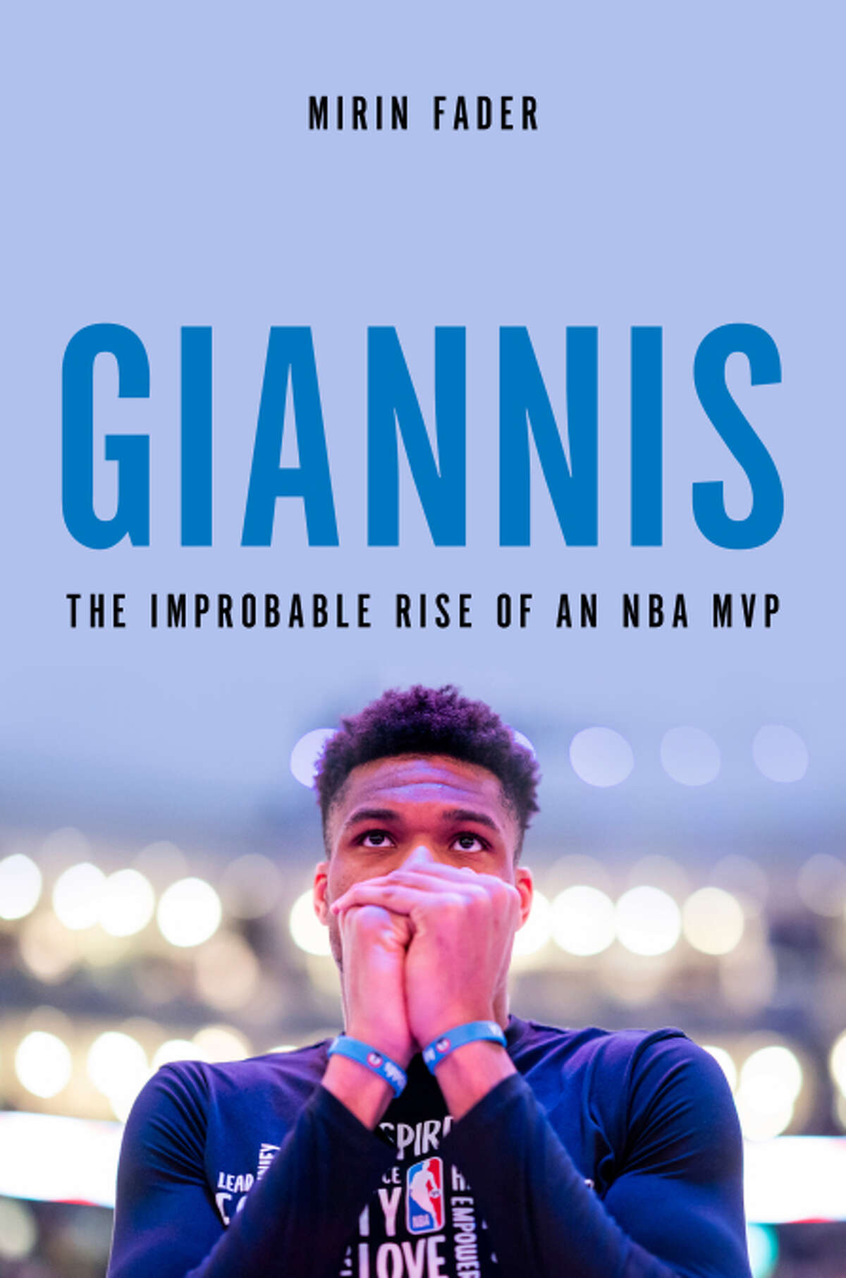 """Mirin Fader's debut book """"Giannis: The Improbable Rise of an NBA MVP"""" was released by Hachette Books on Tuesday."""