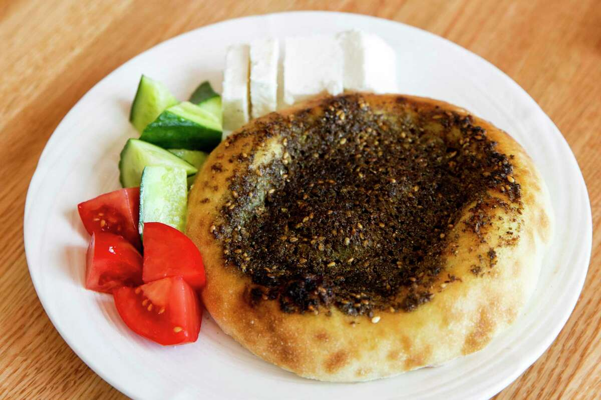 Lulu will serve savory and sweet mana'eesh, the Palestinian flatbread owner Mona Leena made for her popular pandemic pop-up.