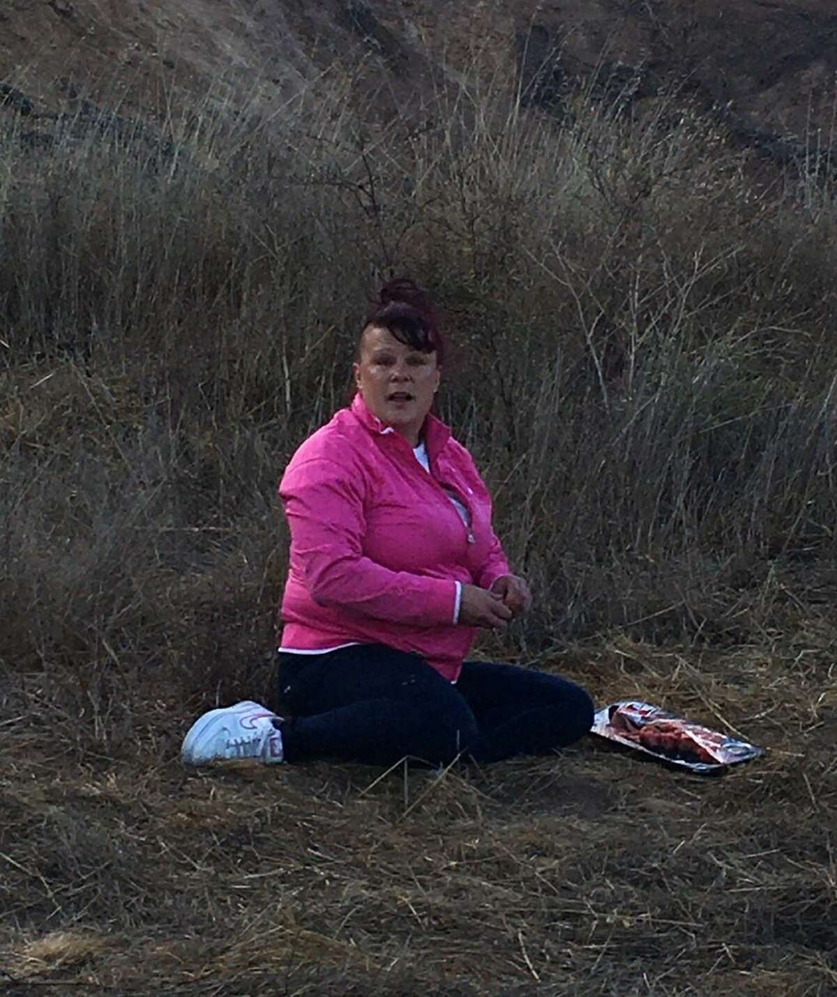 San Francisco Animal Care and Control is seeking the woman seen feeding raw meat to coyotes on Bernal Hill.