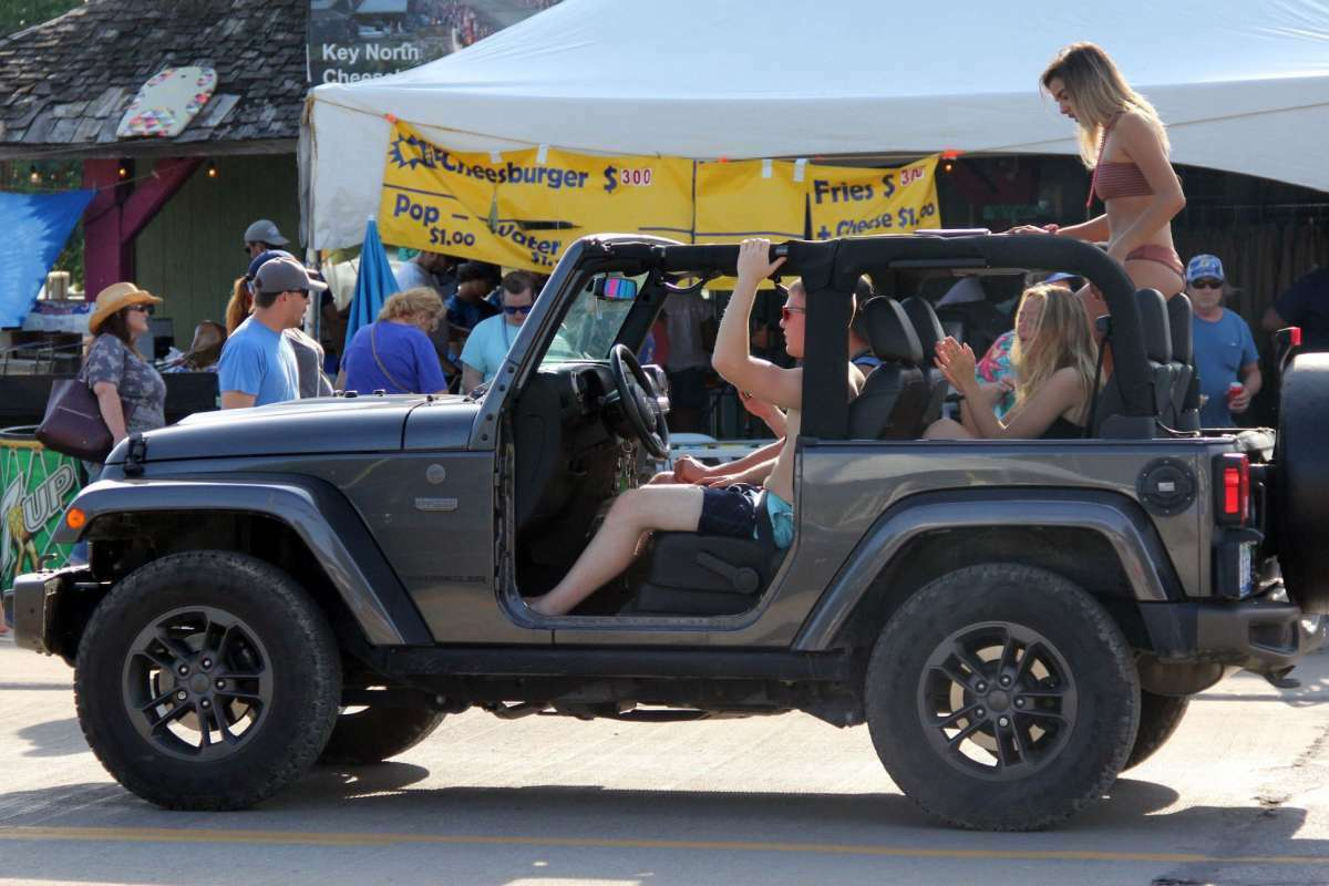 File - Cheeseburger in Caseville festival kicks off this Friday, Aug. 13.