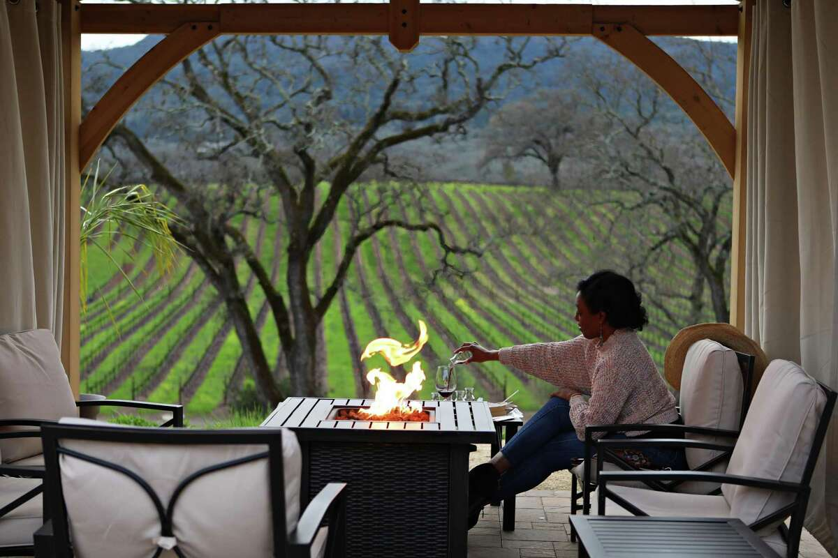 """Tastings at wineries owned by Vintage Wine Estates, such as B.R. Cohn in Sonoma, are free to members of the company's """"shareholder passport"""" program, which offers perks to those who own at least 500 shares of VWE stock."""
