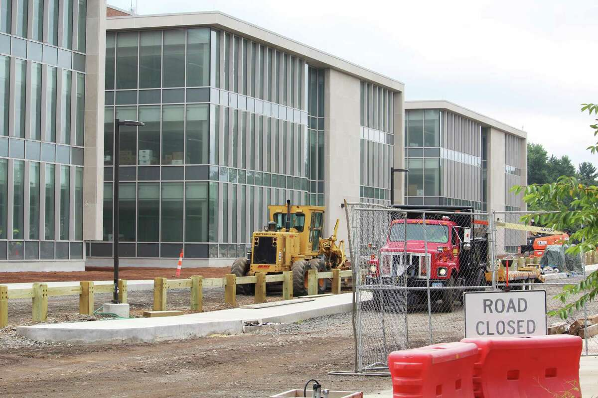 Work on Middletown's state-of-the-art new Beman Middle School is nearing completion, in time for the 2021-22 academic year, which begins Sept. 9. The facility will house sixth- through eighth-graders from Woodrow Wilson and Keigwin middle schools.