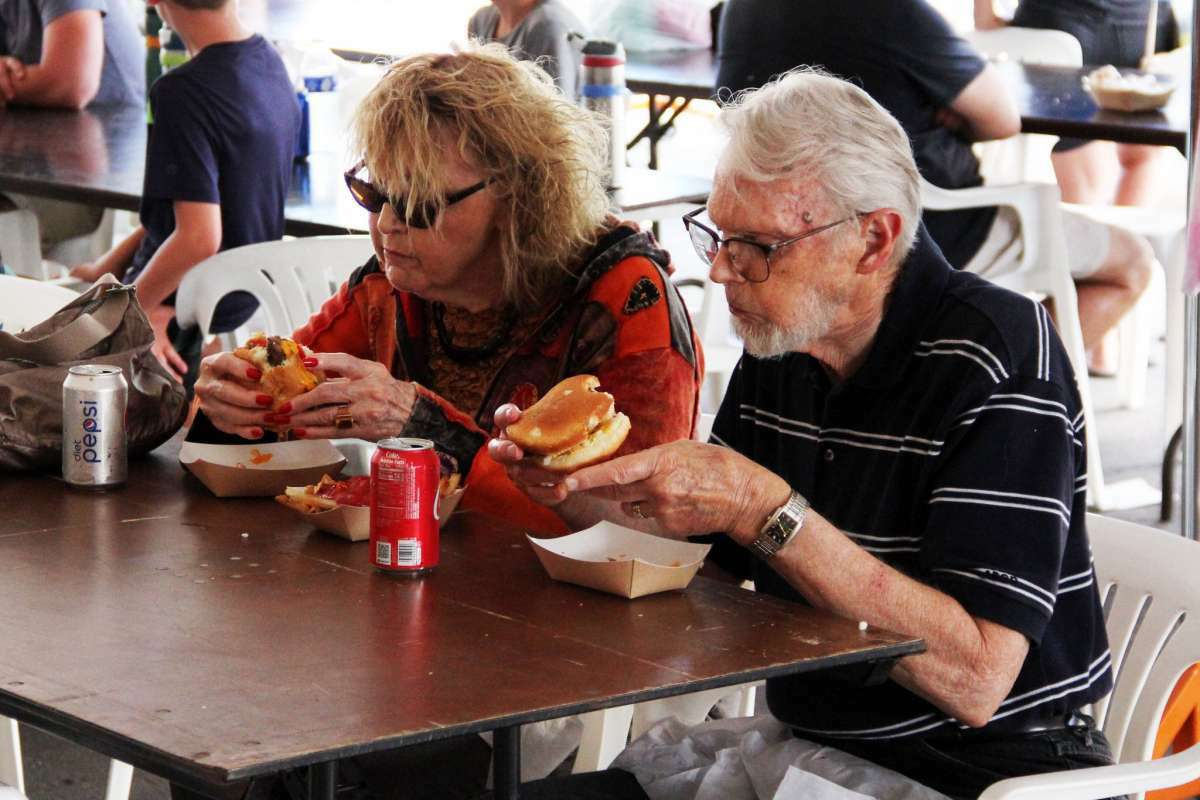 File - Cheeseburger in Caseville festival runs until Aug. 22.