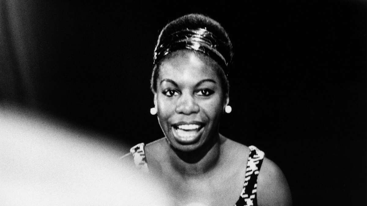 Nina Simone is among those inducted into the Rock and Roll Hall of Fame in 2018. (Getty Images)