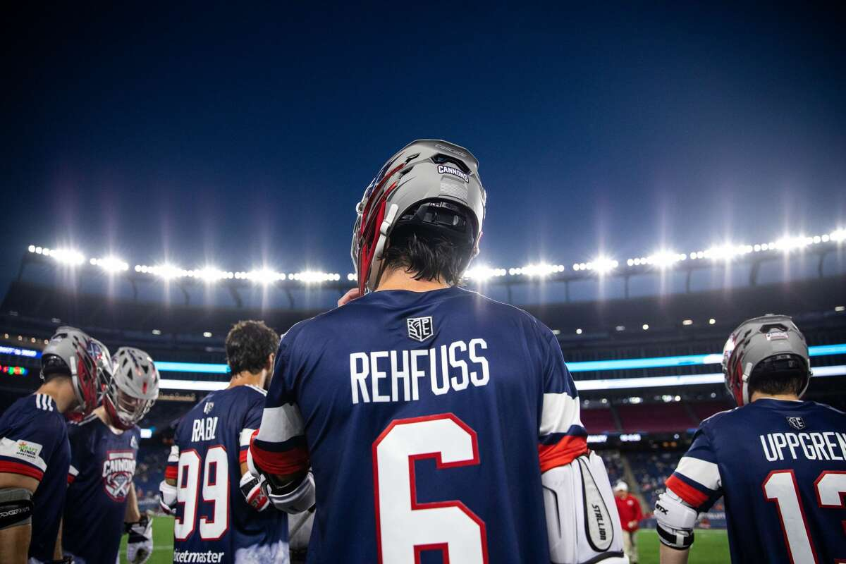 Shaker High graduate Stephen Rehfuss, lightly recruited out of high school, became a Syracuse All-American before being drafted in the fourth round by the Premier Lacrosse League. (Premier Lacrosse League)