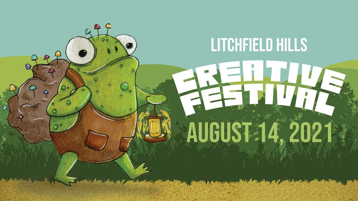 The Northwest CT Arts Council's Litchfield Hills Creative Festival will be found at venues around downtown Torrington on Saturday, Aug. 14, 2021.
