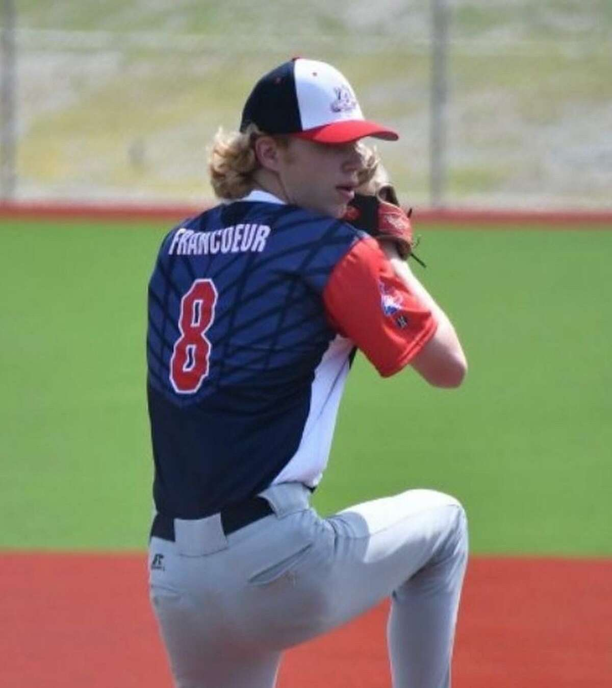 Sean Francouer threw a complete game five-hit shutout. He struck out 11 and didn't walk a batter.