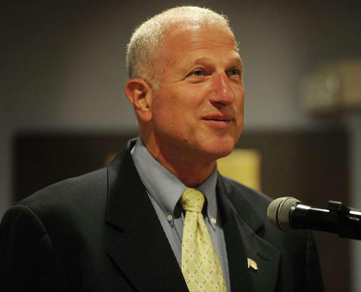 Shelton Mayor Mark Lauretti, in a 2017 file photo