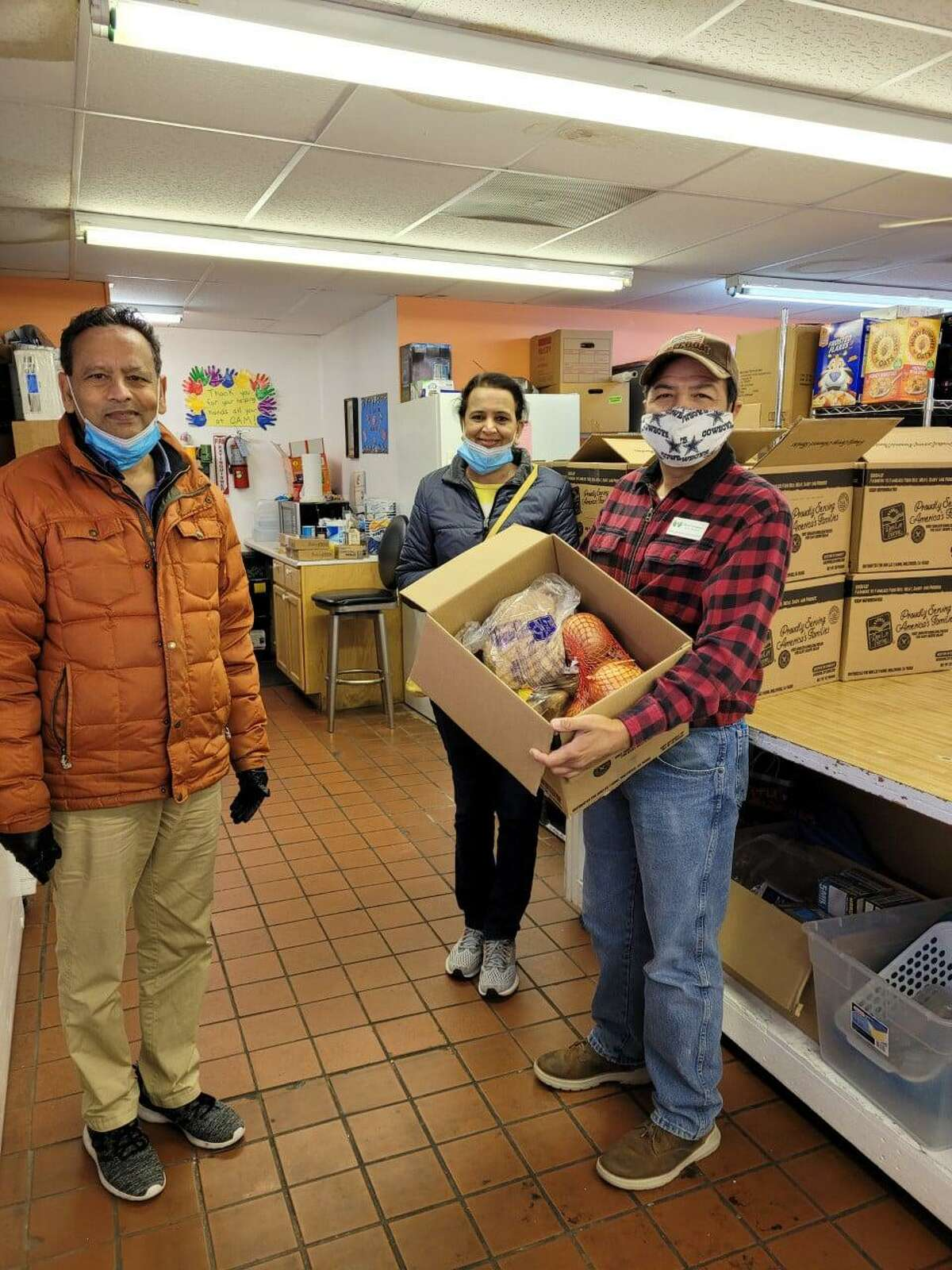 Cypress Assistance Ministries, Northwest Assistance Ministries and Cy-Hope have all received donations and aid from local families and organizations.