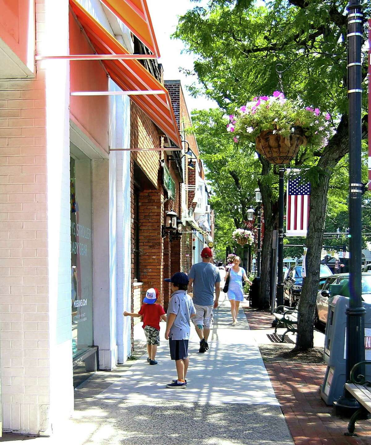 Retailers in Fairfield are participating in Connecticut Tax Free Week, which begins on Aug. 15 and goes through Aug. 21.
