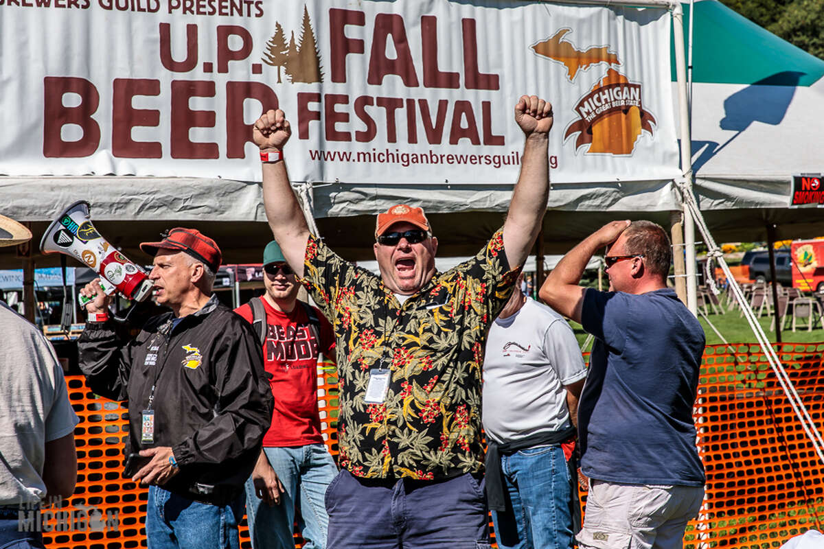 The U.P. Fall Beer Festival in Marquette on September 11, 2021 is anticipated to draw large crowds. (Chuck Marshall - LifeinMichigan.com/Courtesy Photo)