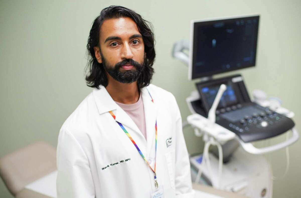 Dr. Bhavik Kumar, an abortion provider for Planned Parenthood, has cleared his schedule to fit in as many patients as he can before Texas' restrictive abortion law goes into effect Sept. 1.