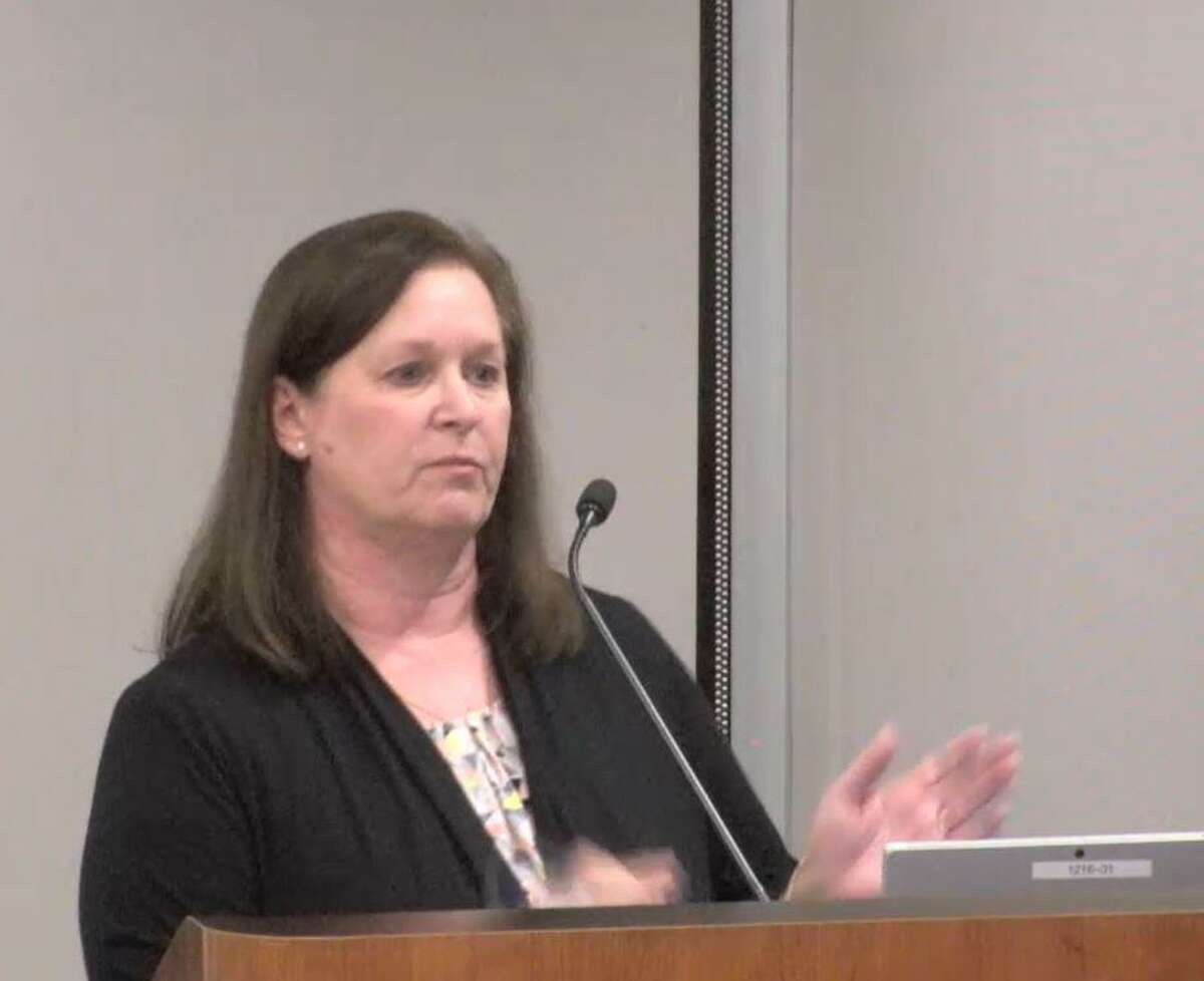 Monique Sharp, assistant general manager for Finance and Administrator for the township presented the preliminary budget to the board July 28.