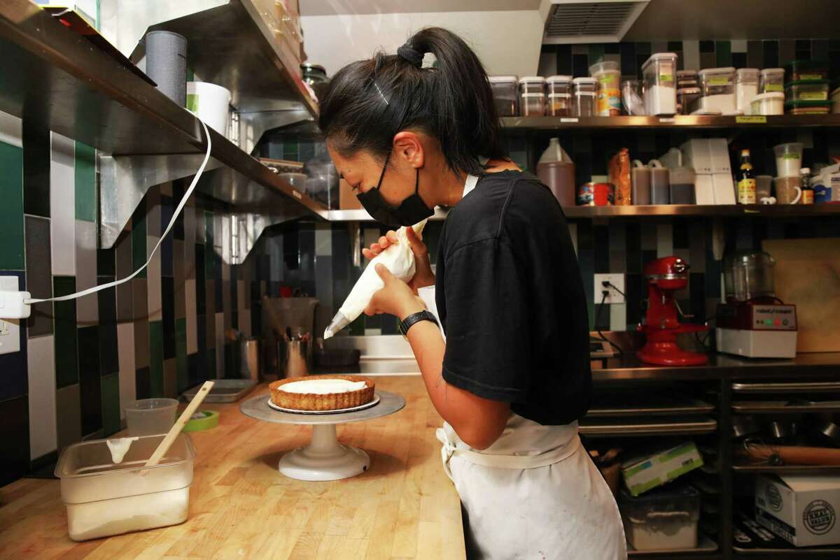 Melissa Chou, the former pastry chef for Mister Jiu's, Aziza and Quince, has revived her Grand Opening pop-up.