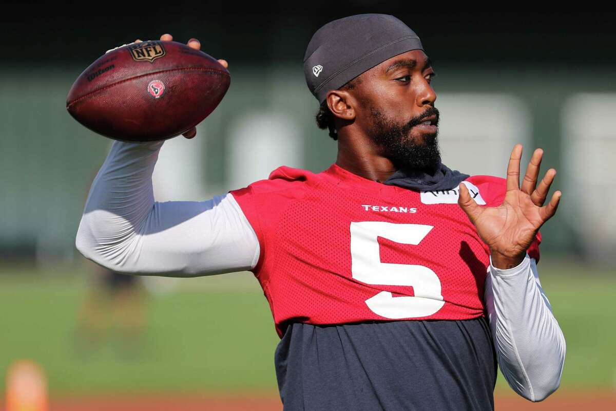 With only three preseason games this year, it would behoove the Texans to get Tyrod Taylor some action in Saturday's first preseason game at Green Bay.