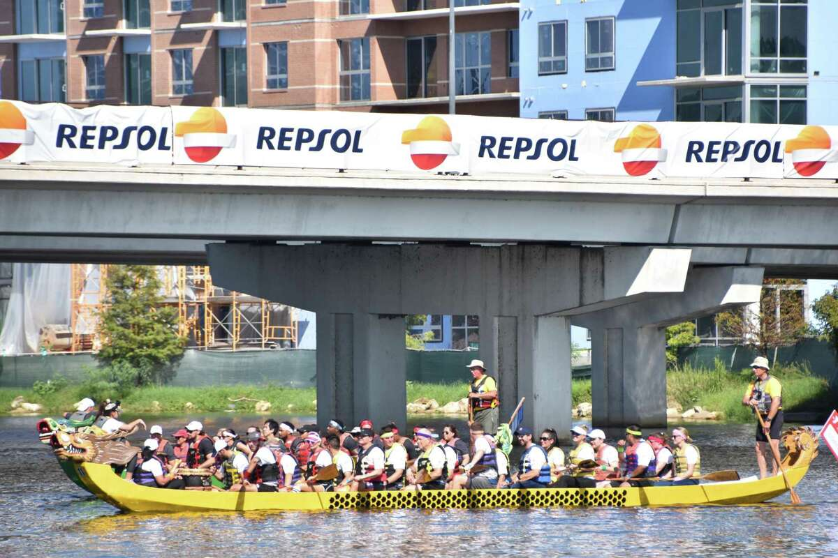 After a one-year hiatus due to the coronavirus pandemic, The YMCA's Dragon Boat races will return to The Woodlands Sept. 30 through Oct. 3 at Northshore Park. Registration is taking place now at www.ymcadragonboat.org.