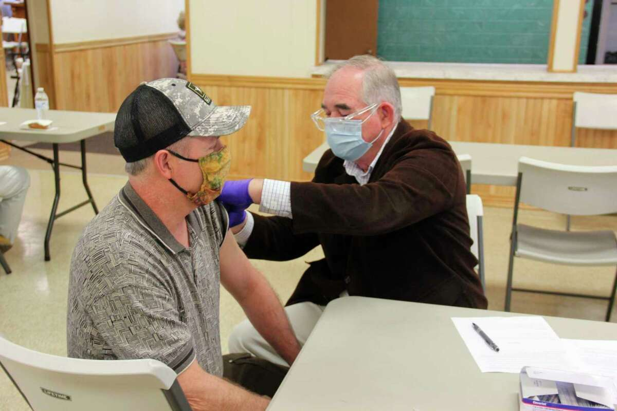 The Region VII Area Agency on Aging received national recognition for its efforts on getting eldery homebound individuals vaccinated against influenza in 2020. The success of that led to Region VII to give COVID-19 vaccines in 2021. (Tribune File Photo)