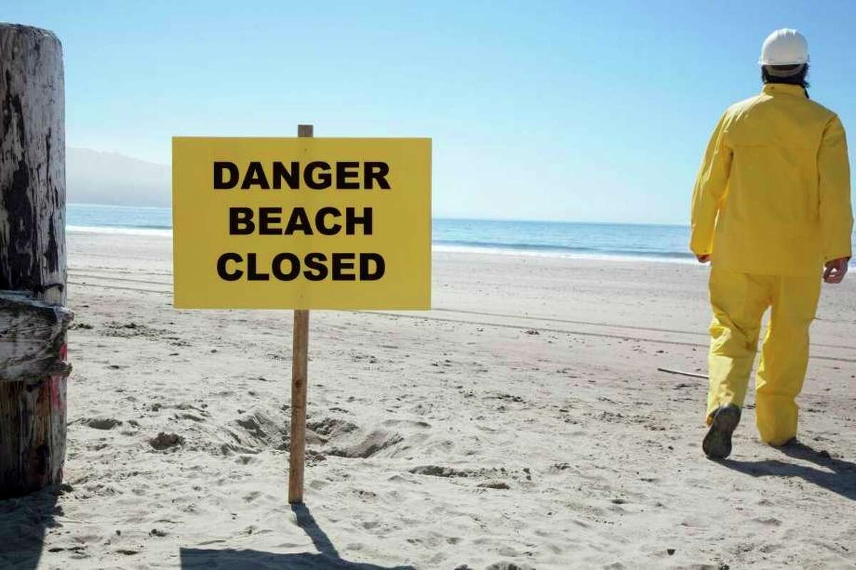 While Wagener Park beach reopens, three others in the county are closed due to E. coli. (File Photo)