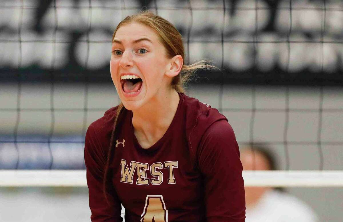 The Greater Houston Volleyball Coaches Association announced the 2021 preseason teams for classifications 6A-4A plus private schools on Aug. 10. Magnolia West's Bethany May (4) was named to the Class 5A/4A/private school preseason team.