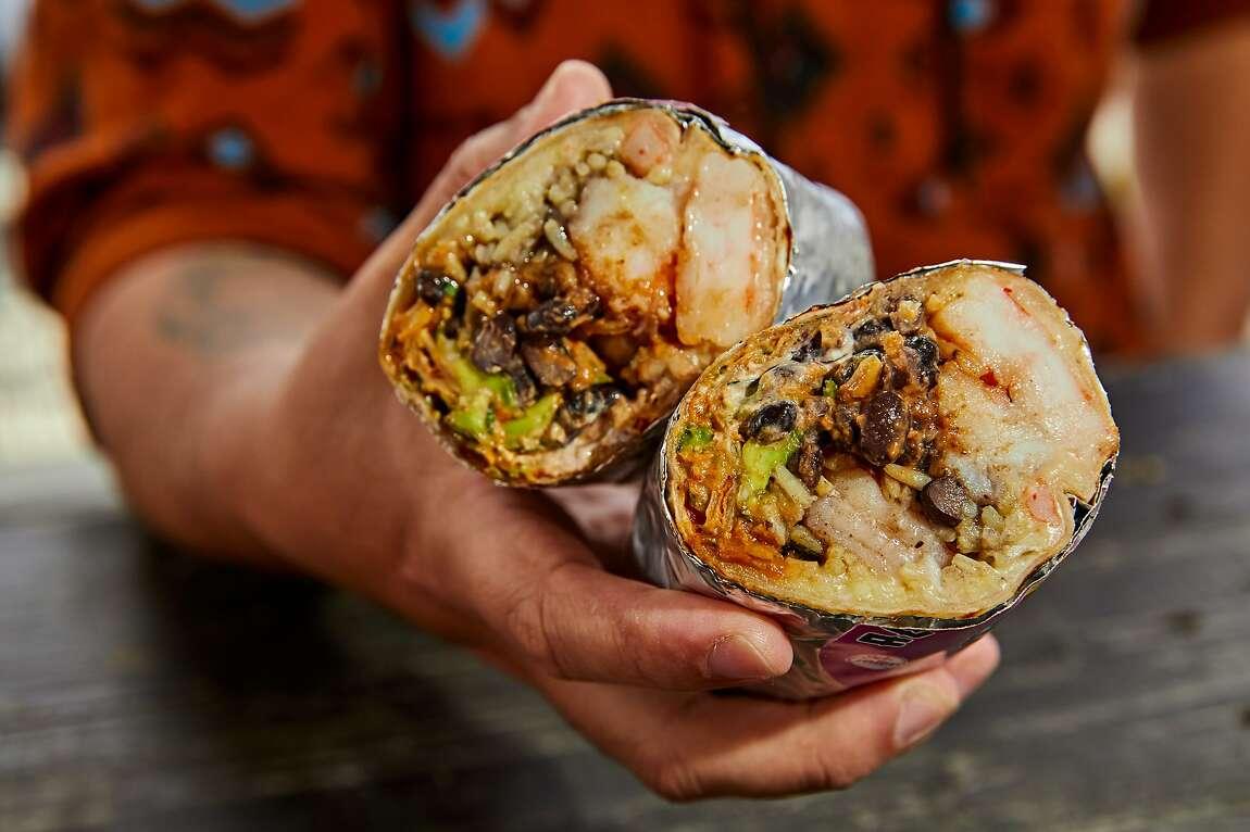 Top burritos in the Bay Area