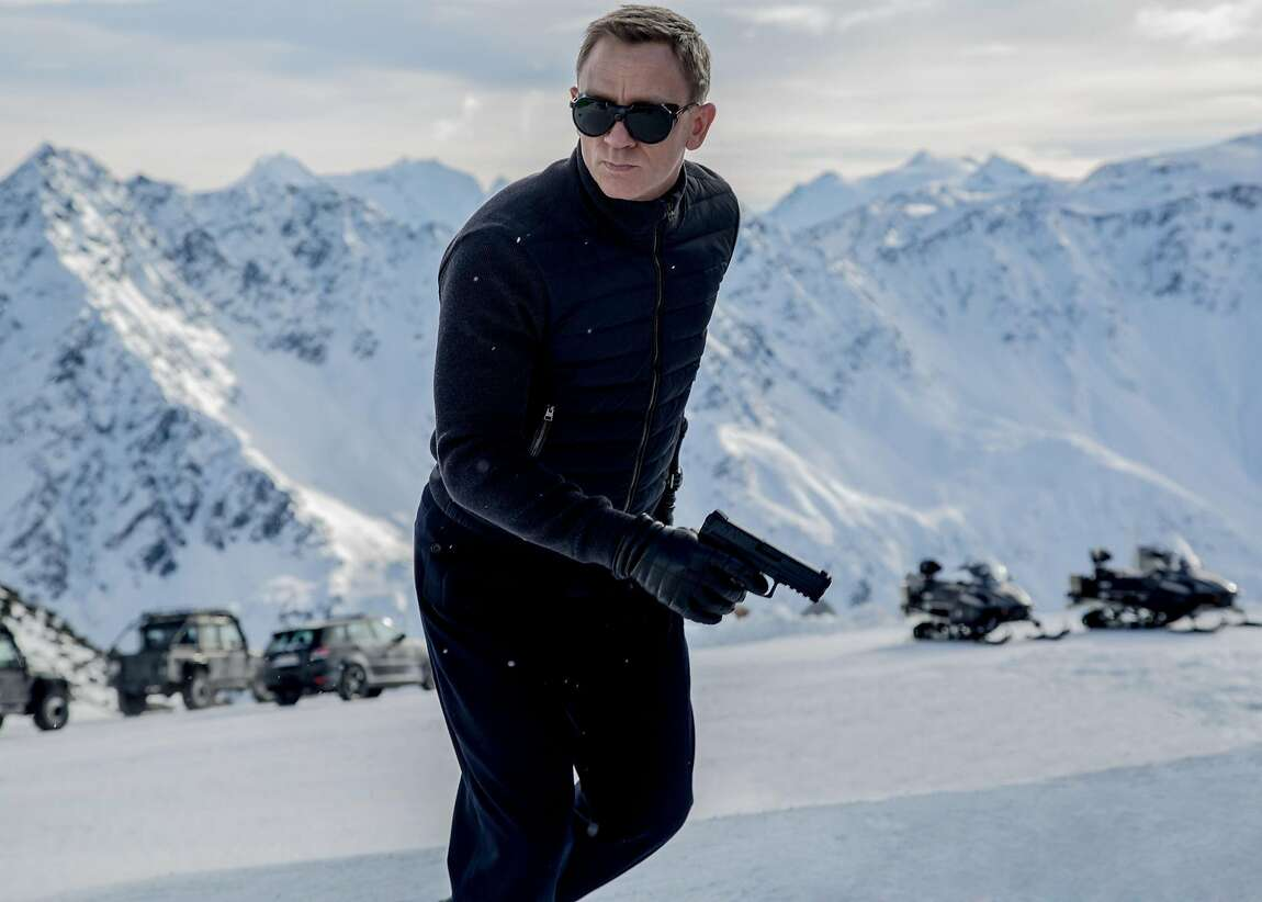 The Chronicle's James Bond Quiz 2021