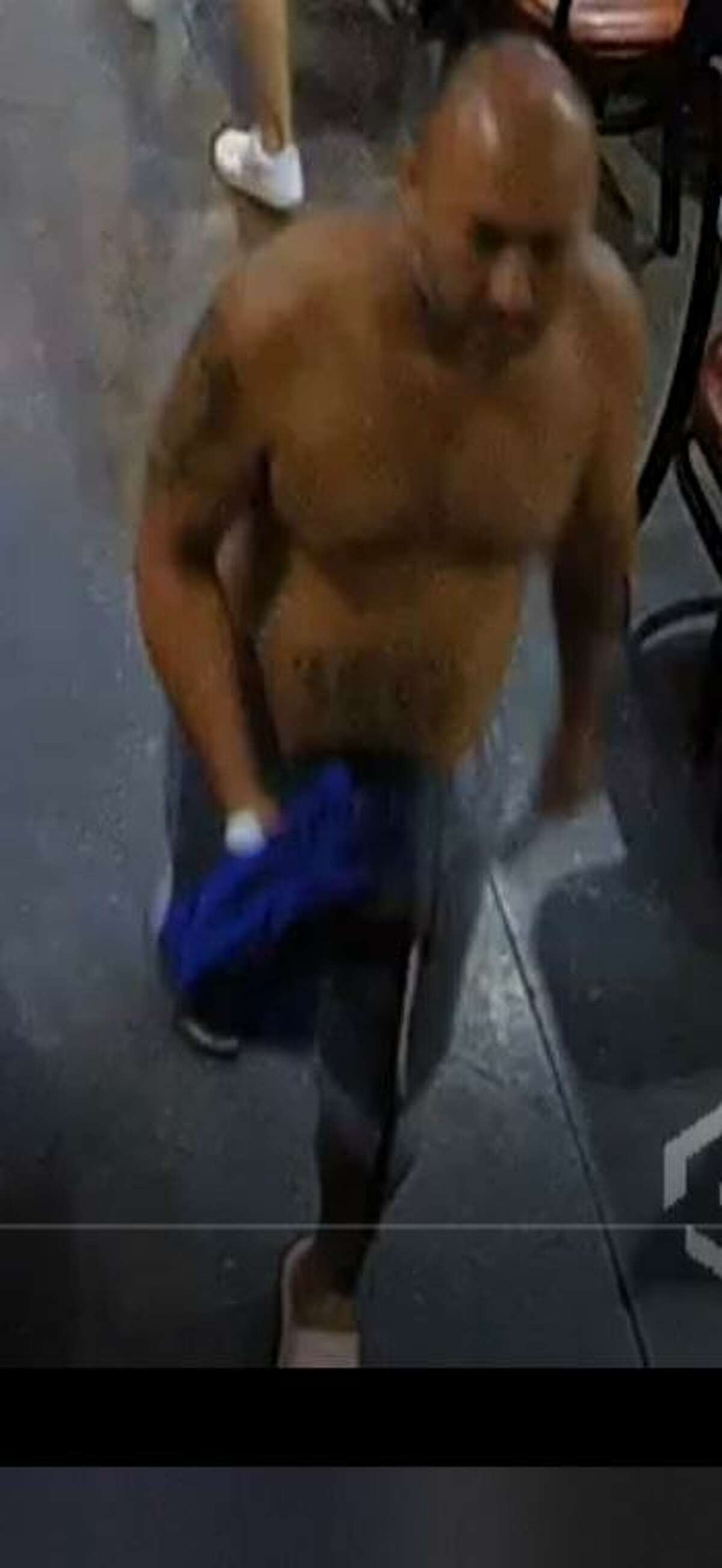 Laredo police are trying to identify this man as a theft suspect at a local restaurant.