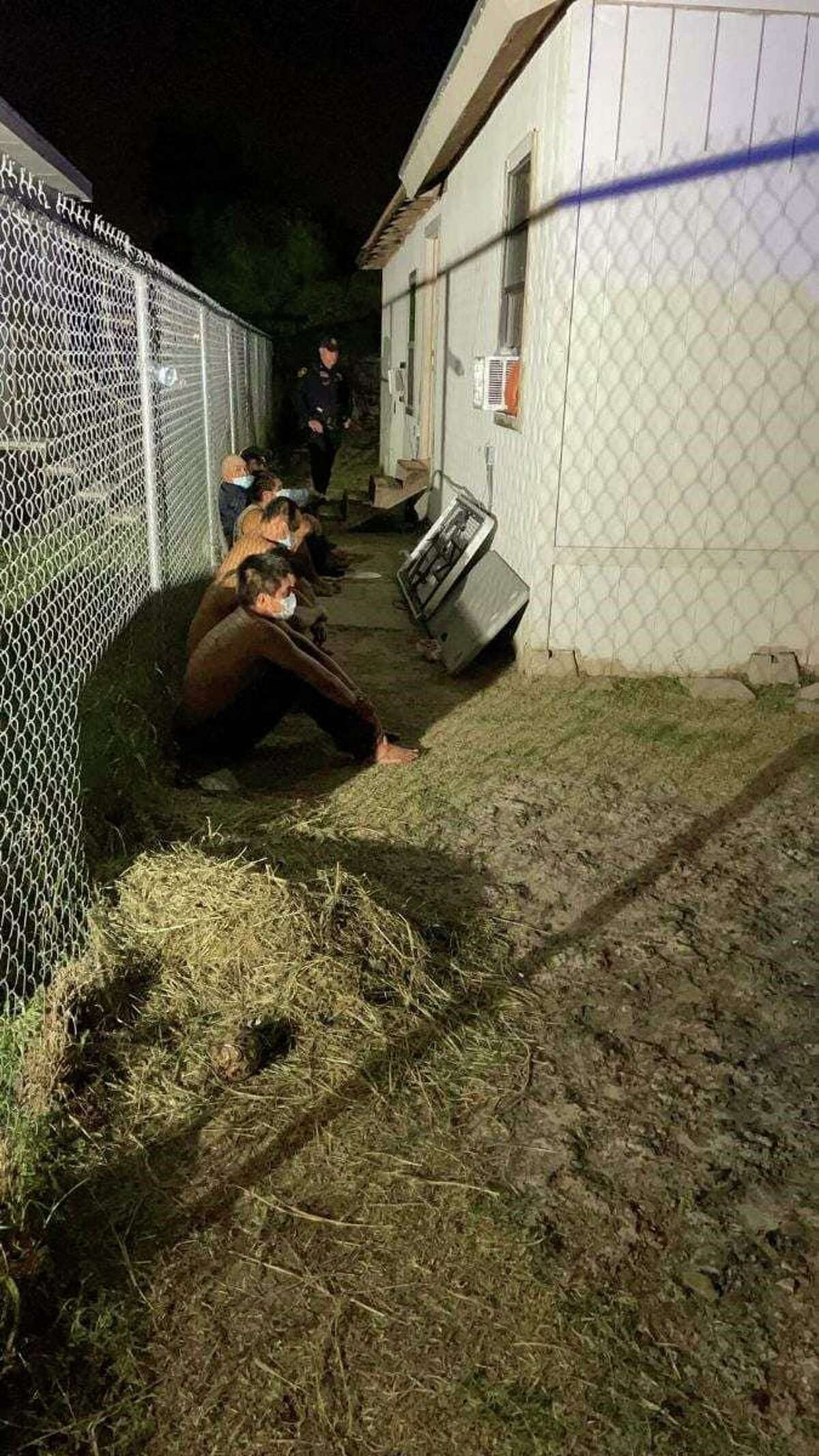 The U.S. Border Patrol stated that it partnered with the Laredo Police Department to discover migrants and narcotics in a south Laredo stash house on Wednesday.