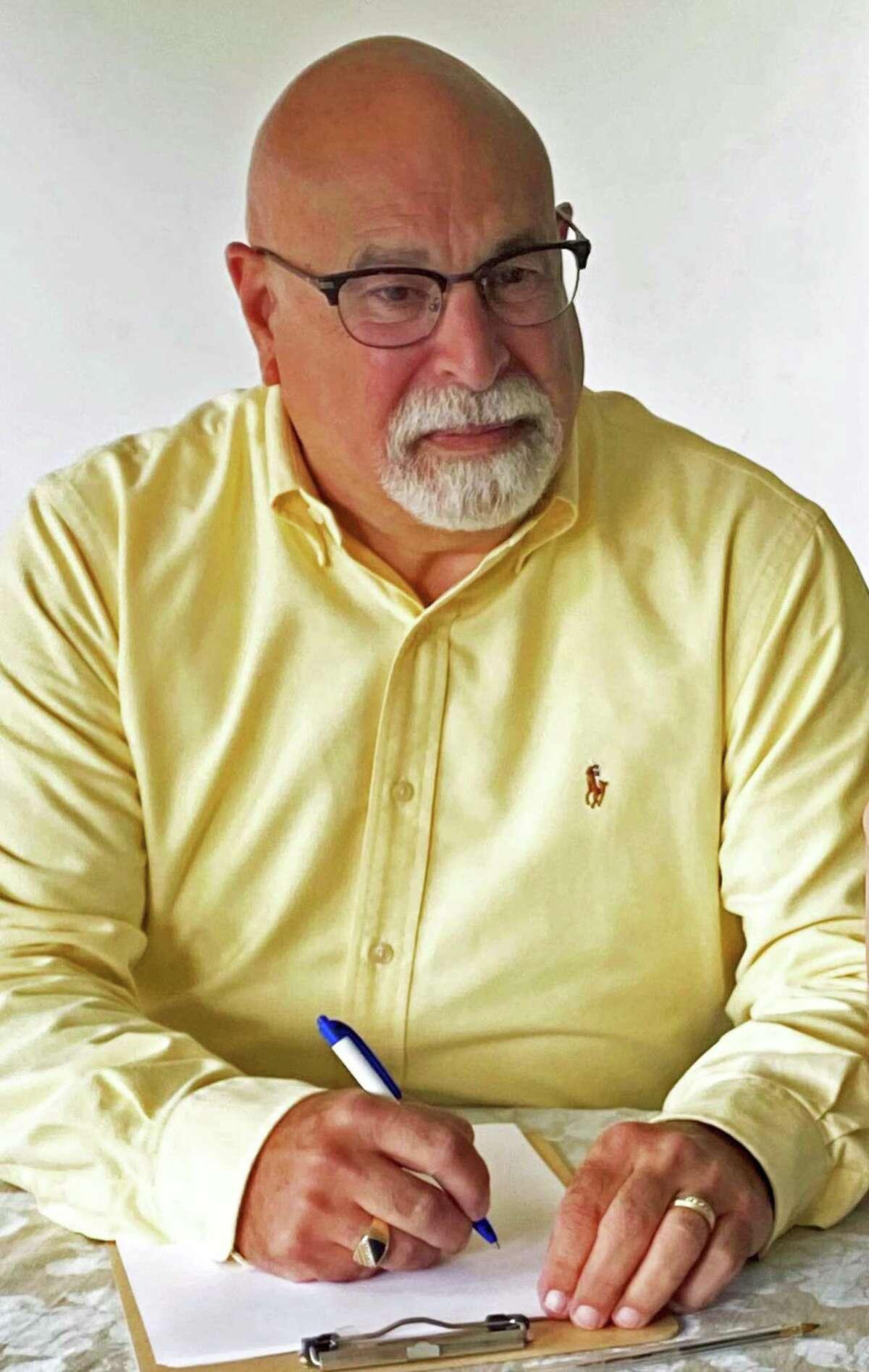 Branford Microfund volunteer Bob Imperato from Loan Committee
