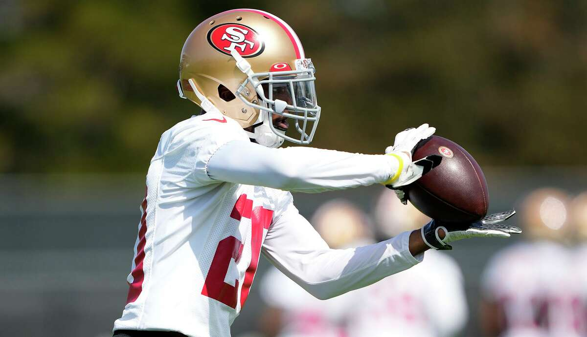 Given the 49ers' lack of cornerback depth, it's likely that rookie Ambry Thomas will see meaningful playing time this year.