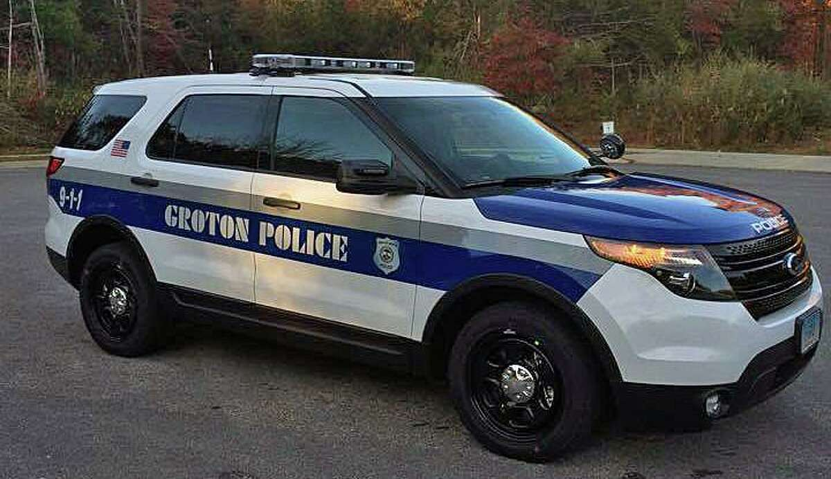 A family of four was rescued by another boat that was in the area when the boat they were on capsized Thursday morning, according to Groton police.