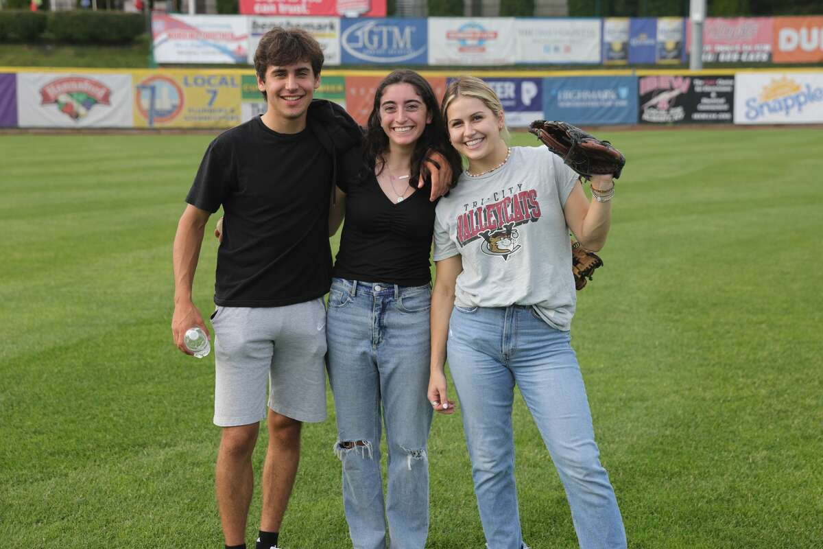 Were you SEEN at Mark Quandt's retirement celebration from the Regional Food Bank of NENY on Aug. 12, 2021, at Joseph L. Bruno Stadium in Troy? Quandt began running the organization in 1983.