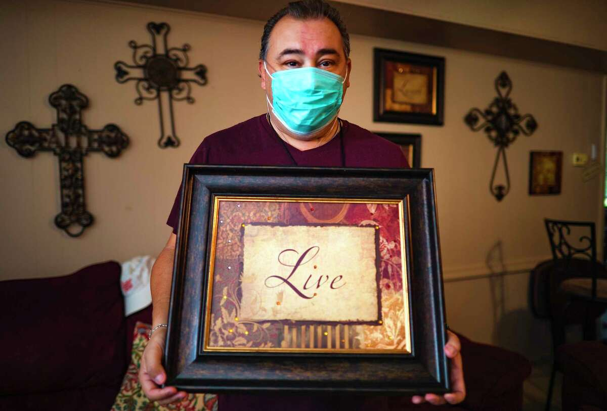 Cleto Rodriguez, San Antonio comedian and media personality, has suffered through a bout of COVID-19 for weeks. He is finally back home, having been released from hospitalization.