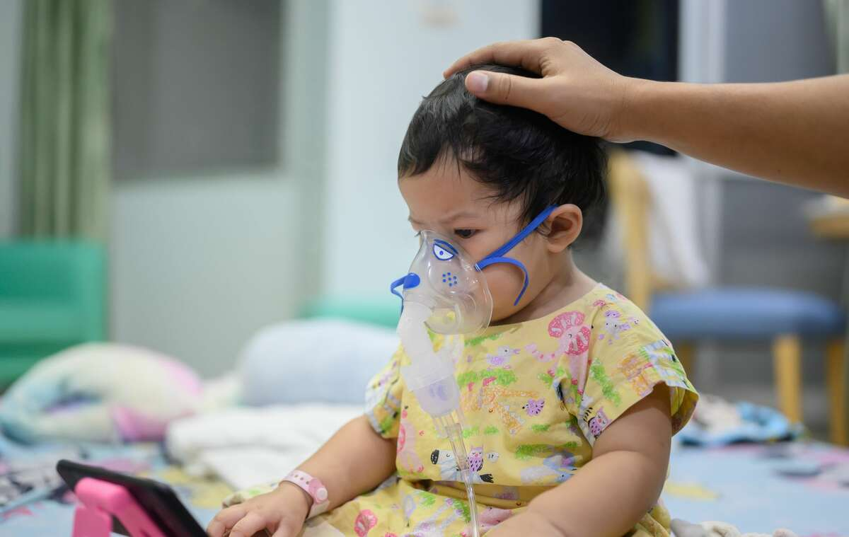 This summer pediatricians have seen an unusually-timed explosion of RSV cases in toddlers and babies, resulting in some becoming severely ill, hospitalized and intubated.