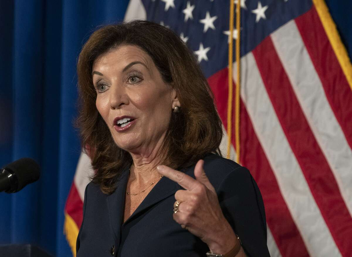 New York business leaders are waiting to see how soon-to-be Governor Kathy Hochul will deal with them and their concerns.
