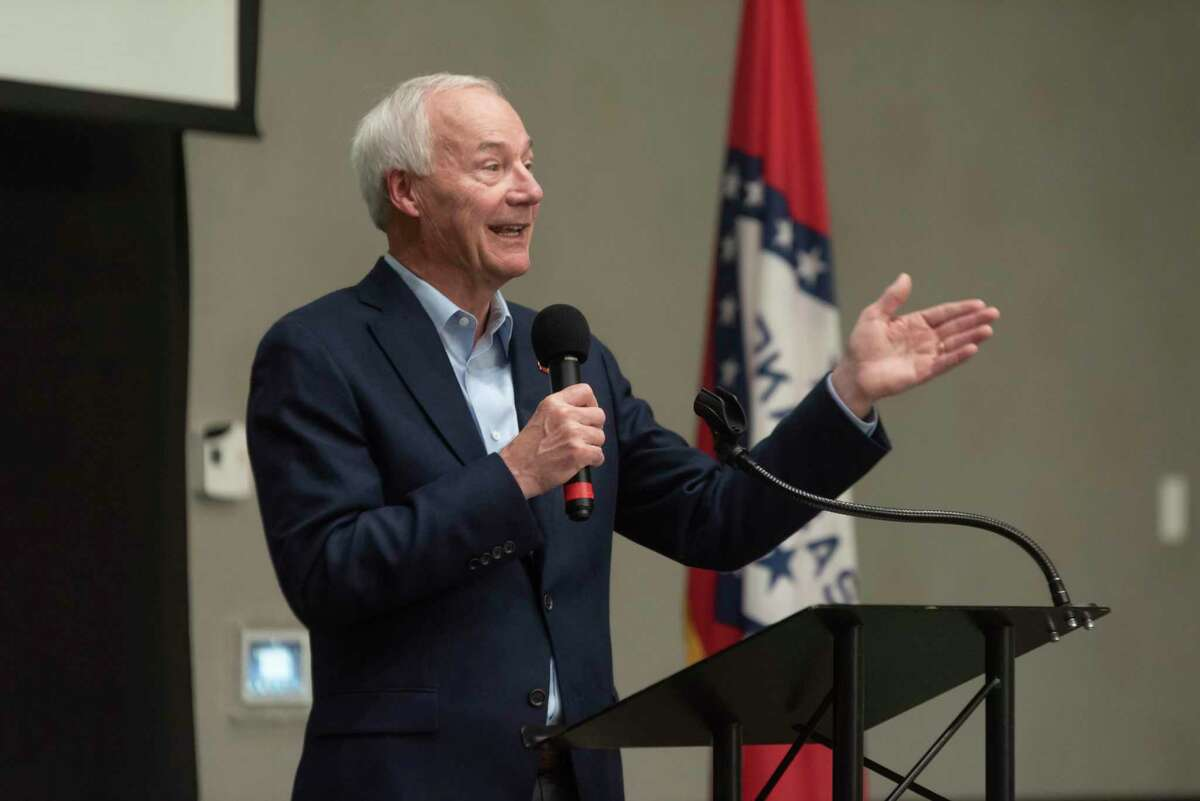 Yet another reader commends Arkansas Gov. Asa Hutchinson for reversing course on mask mandates, and wishes Texas Gov. Greg Abbott would follow suit.