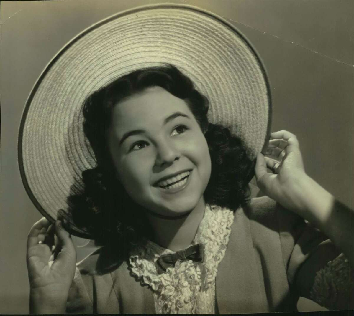 """The late actress Jane Withers had a connection to San Antonio, filming """"High School"""" at Thomas Jefferson High School."""