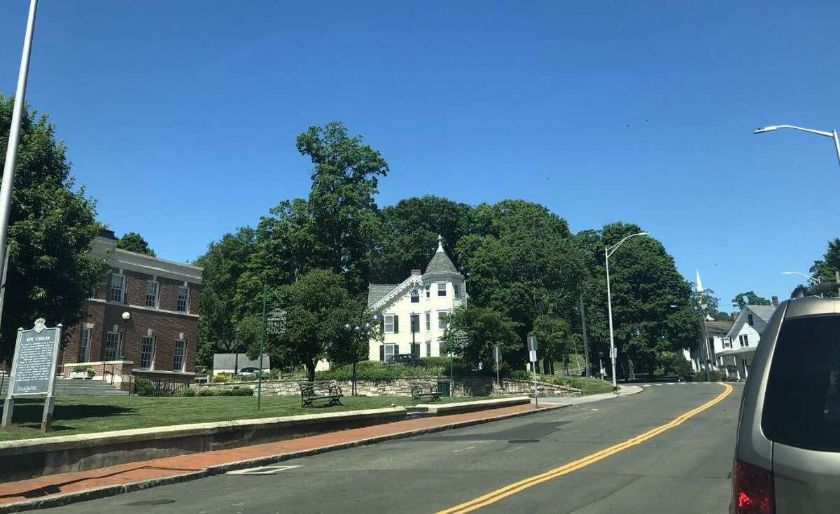 New Canaan Town Hall